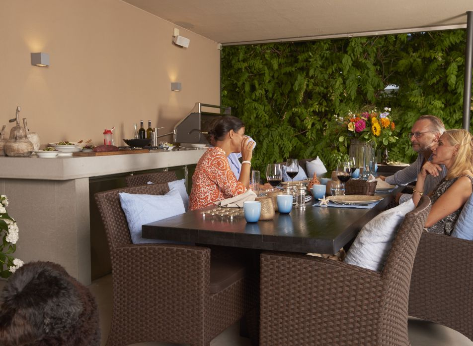 Eine Outdoorküche - Lifestyle Pur - In Ihrem Garten