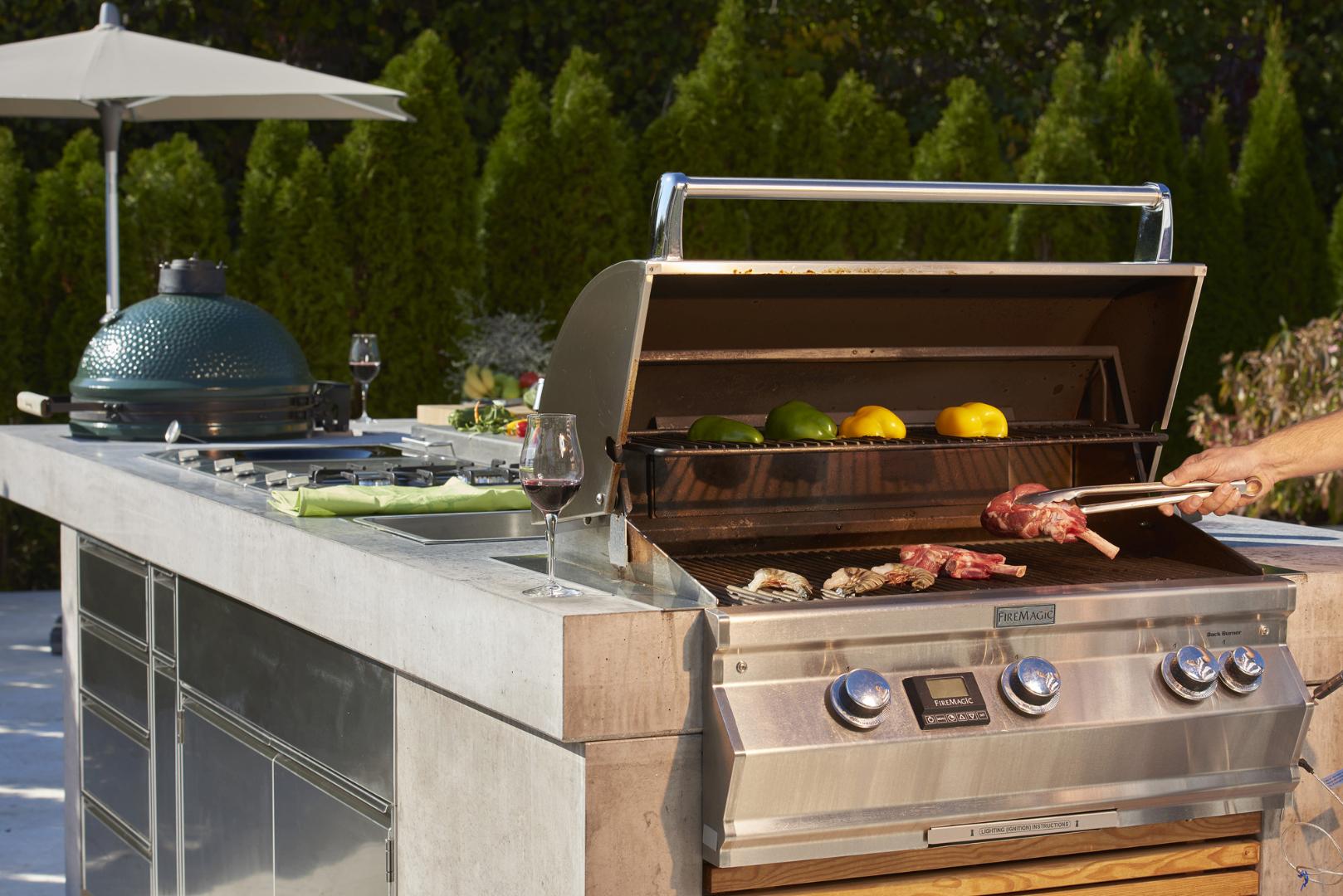 Outdoor Küchen Trend : Outdoorküchen outdoor küchen