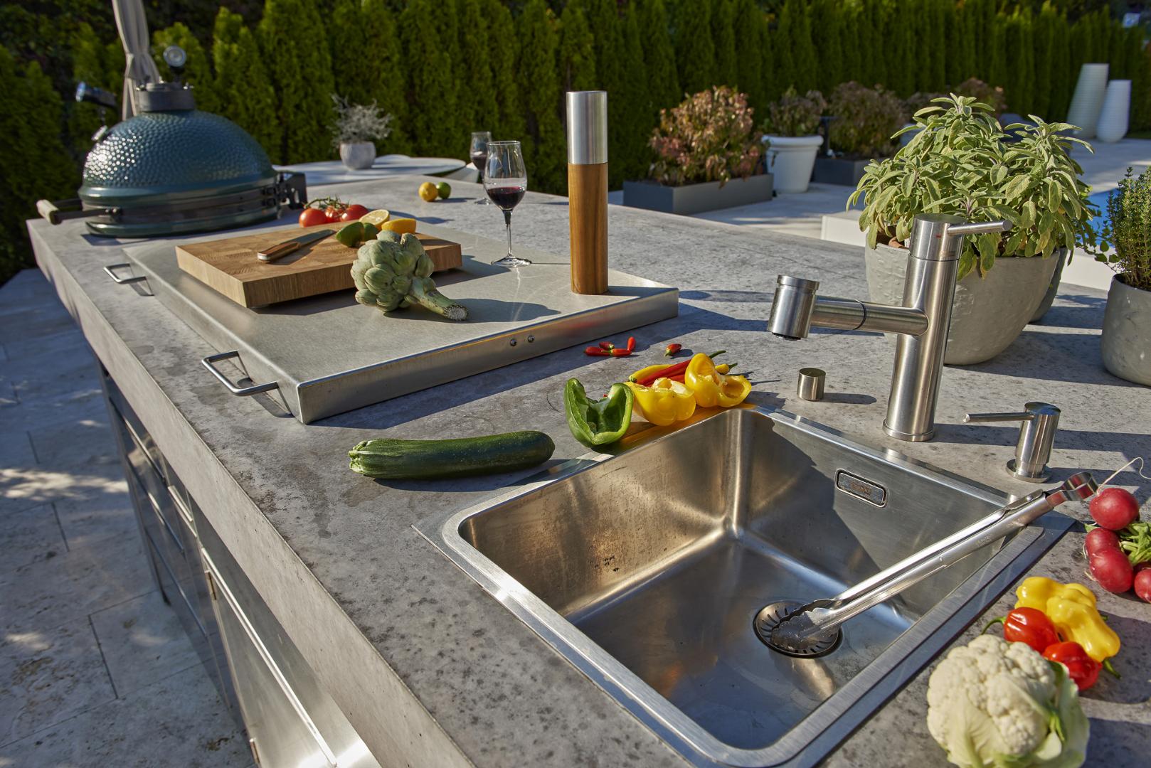 Outdoorküchen - Outdoor-Küchen